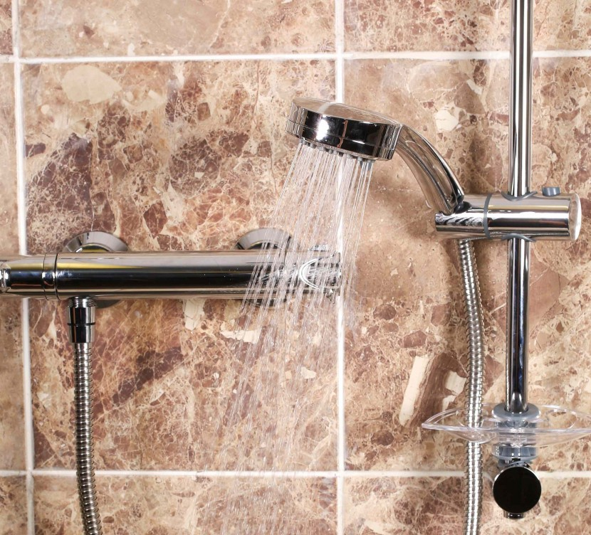 Bar mixer shower has everything you need
