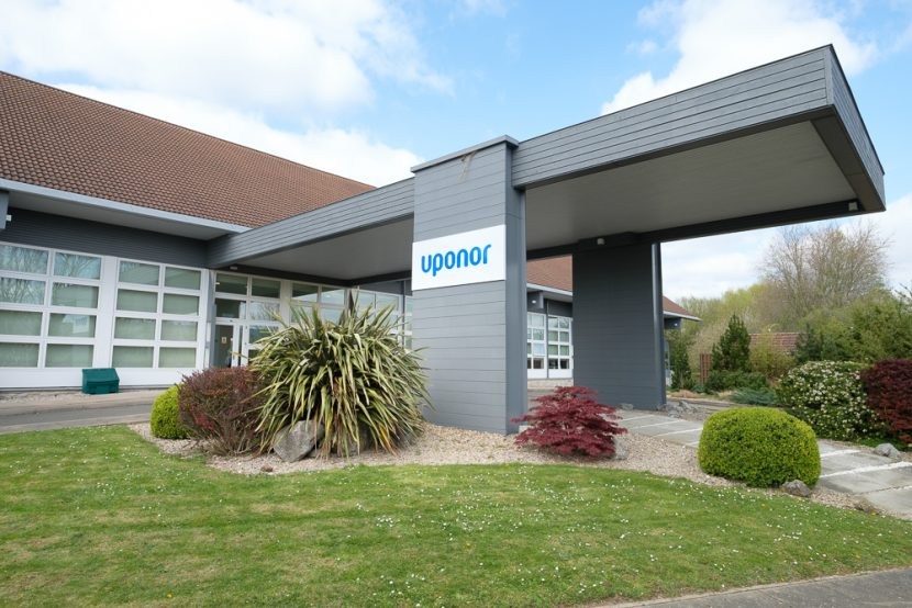 Watford new home for Uponor HQ