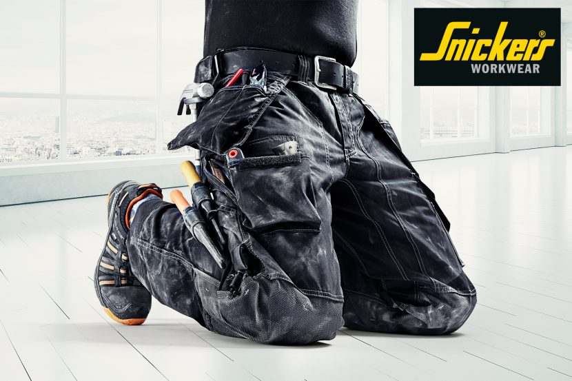 GIVEAWAY! Snickers workwear up for grabs