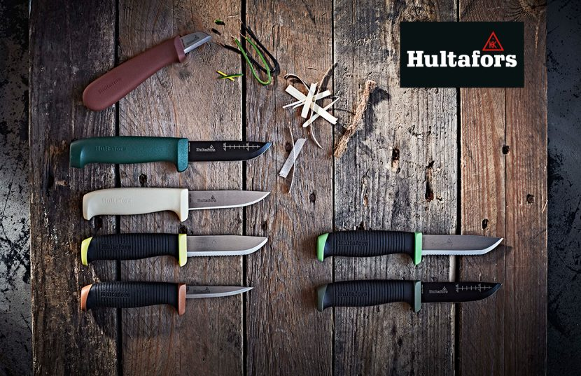 Knives and hand axes are a cut above the rest