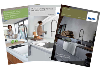 Browse Blanco products for the kitchen