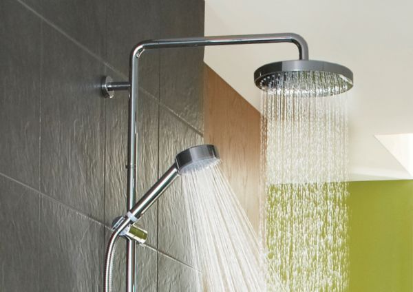 UK shower market set to grow says report