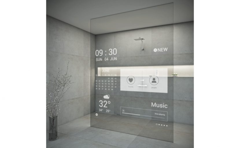 Consumers' vision of bathroom of the future
