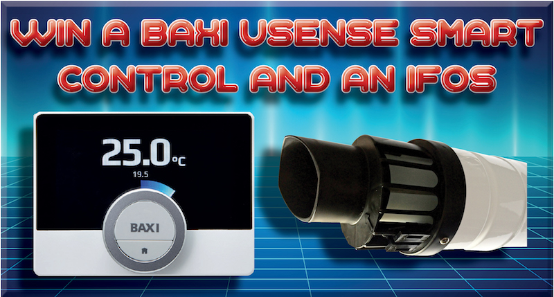 COMPETITION: Baxi helps with Boiler Plus compliance