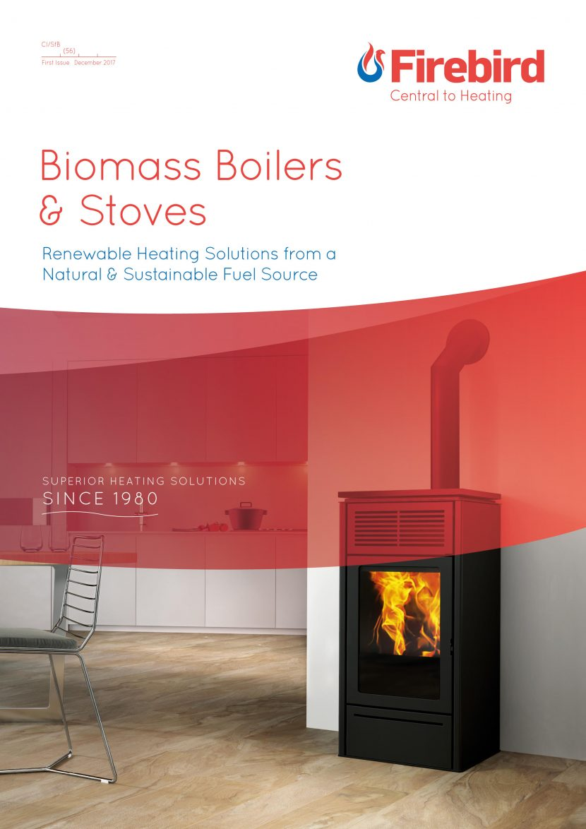 New biomass range launched by Firebird