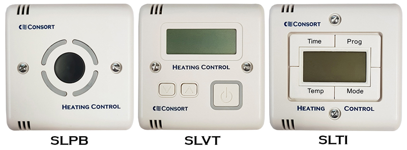 Single zone controllers