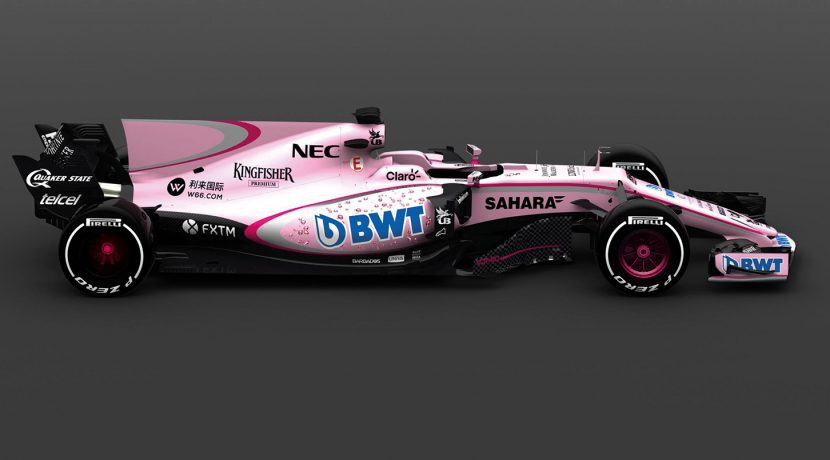 Racing team sponsorship raises BWT profile