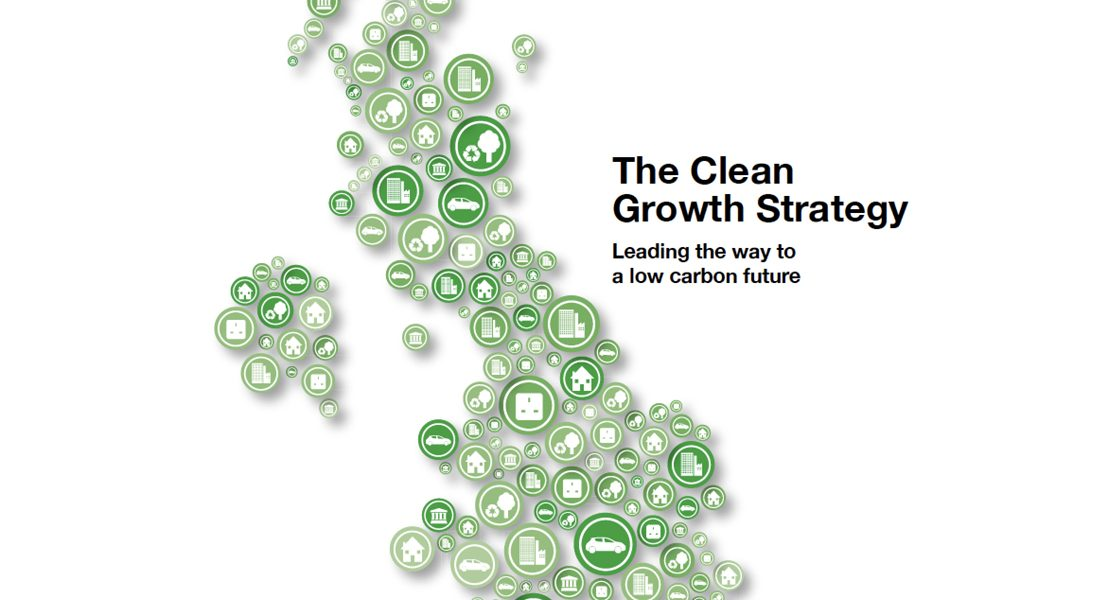 Clean Growth Strategy tackles high carbon heating