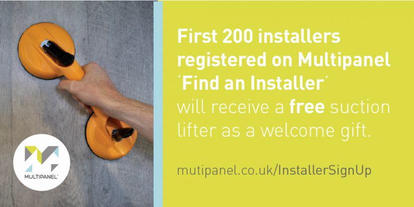 Sign up to fit more decorative wall panels