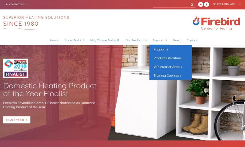 Firebird launches VIP installers area on website