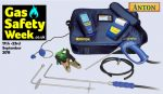 WIN A FLUE GAS ANALYSER KIT THIS GAS SAFETY WEEK