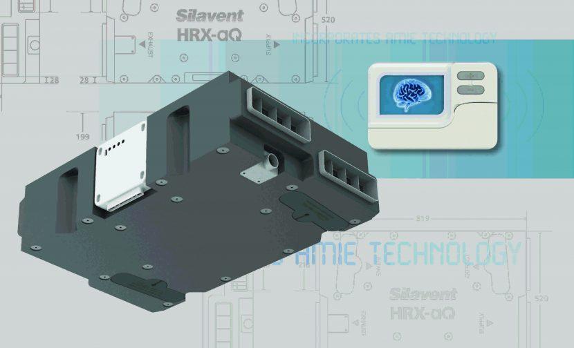 MVHR with Bluebrain control