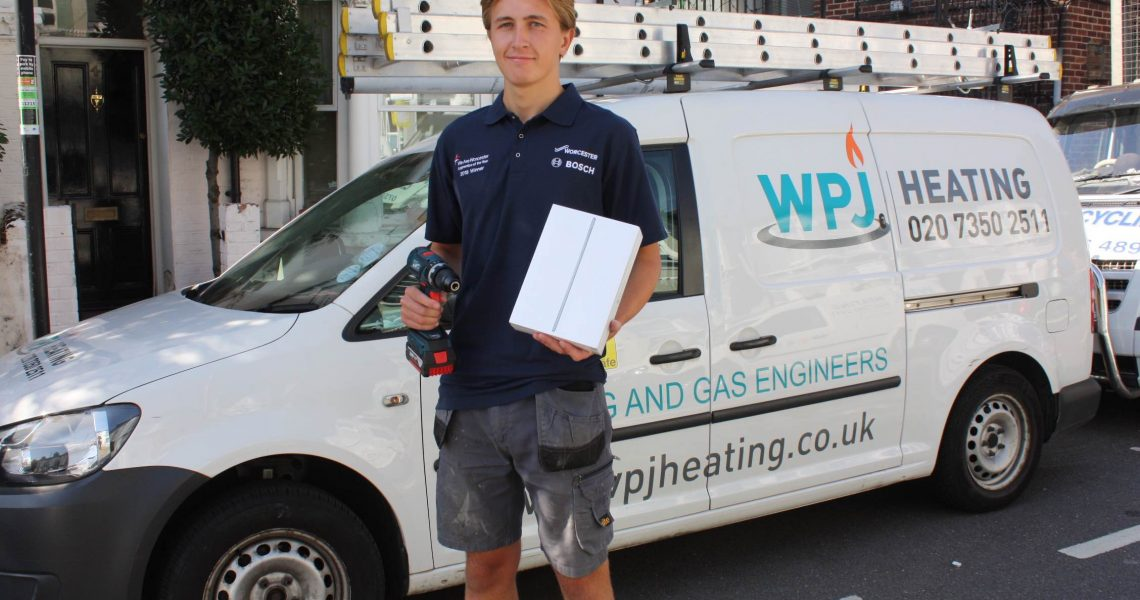 West London apprentice wins top prize
