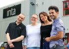 Clean shave as Inta raises funds for Macmillan