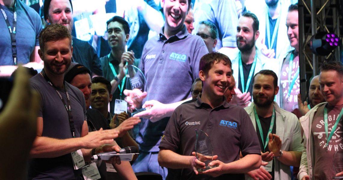 Heating Installer Award winner revealed