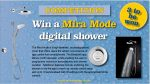 Competition! Win a Mira Mode digital shower