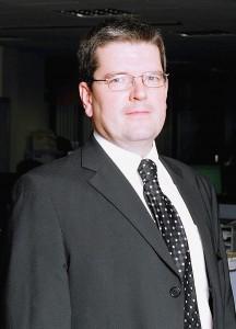 John Kellett, General Manager