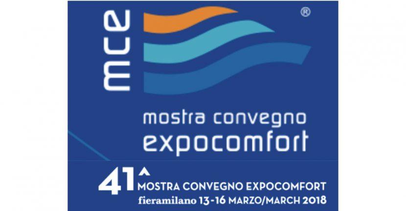 Mostra Convegno Expocomfort | 13-16 Mar 2018