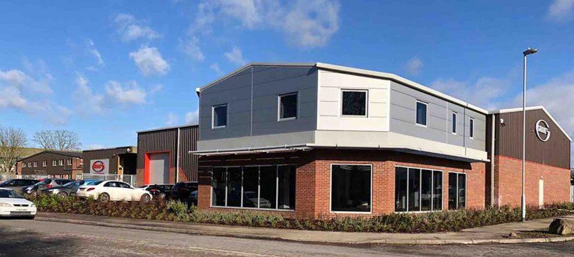 Expanded premises means enhanced services