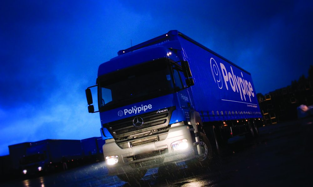 Export efforts earn Polypipe a Queen's Award