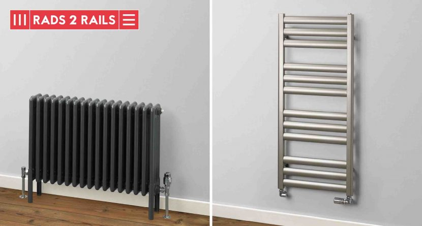 Rads and Rails just for installers and merchants