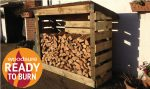 Logo identifies quality wood fuel