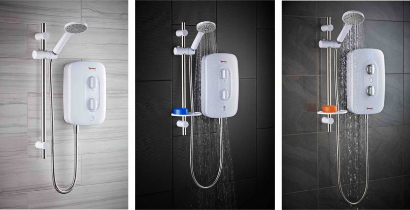 Showers made with the installer in mind