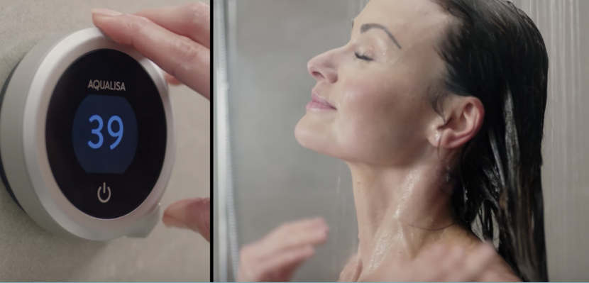Adverts to highlight benefits of smart showers