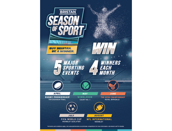 Chance to win VIP sporting experiences