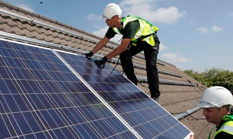 """Solar industry """"undermined"""" by Government subsidy briefings"""