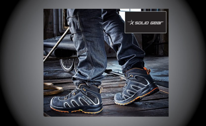 High Tech Safety Boots For The Winter