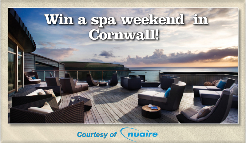 COMPETITION: Weekend getaway for two