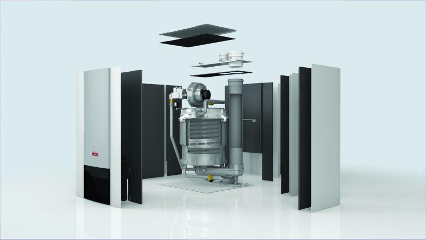 The evolution of boiler efficiency