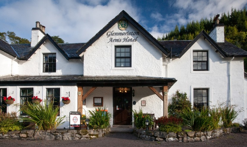 Biomass delivers energy and money savings for Scottish hotel