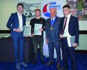 Outstanding apprentices named in CIPHE awards