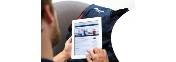Worcester launches mobile-friendly website