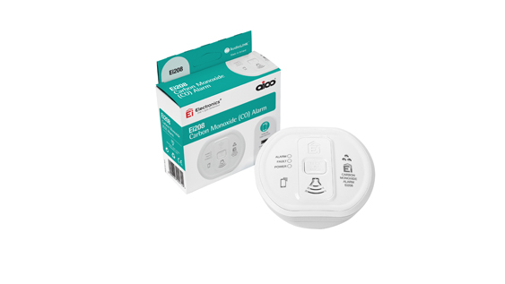 Housing group's favourite CO alarms