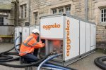 Aggreko supplies interim heating system to University of St Andrews