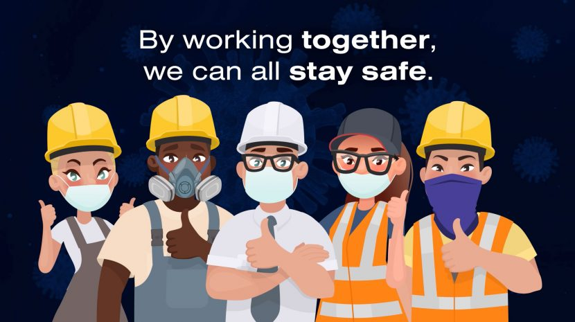 Campaign to promote safe use of face masks