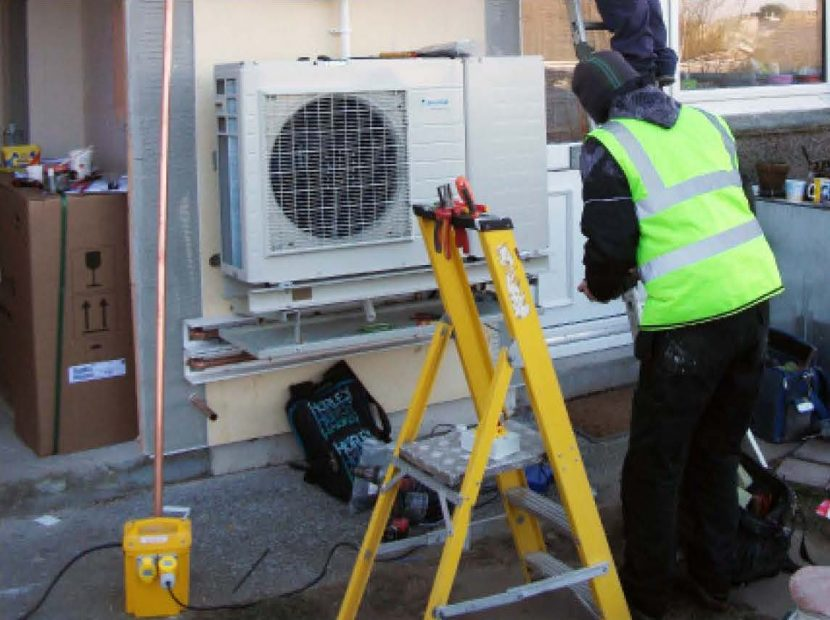 How to sign on as a Green Homes Grant installer