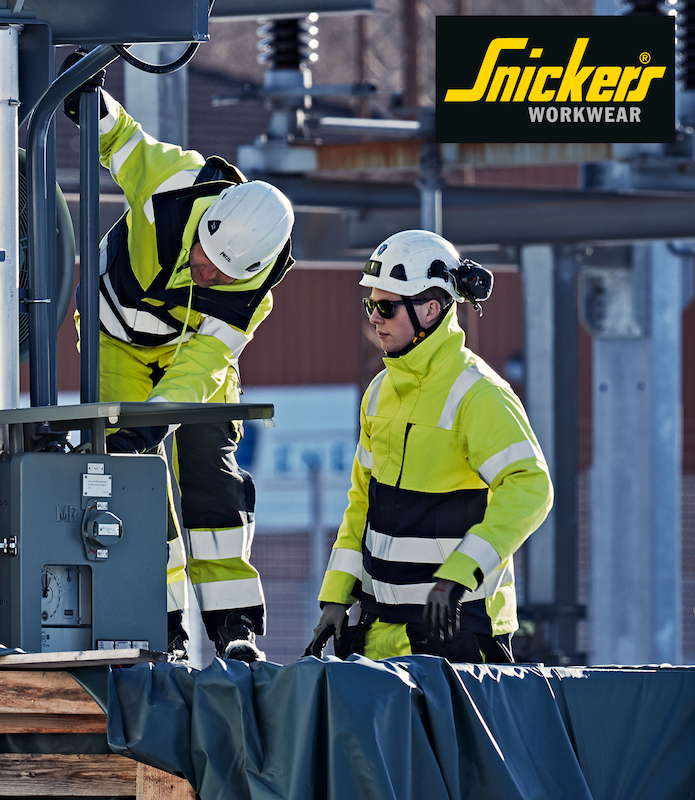 ProtecWork Protective Clothing From Snickers Workwear