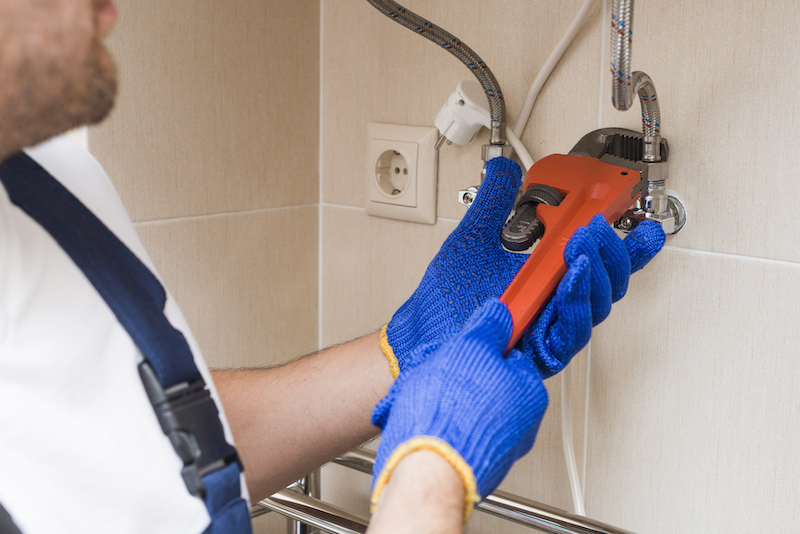 Majority of Brits to spend on plumbers and other trades over the next year