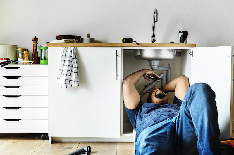 Public reminded to avoid DIY plumbing work