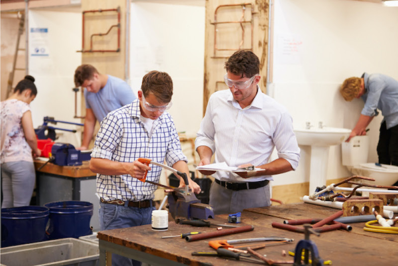 How to ensure apprentices are following the right path
