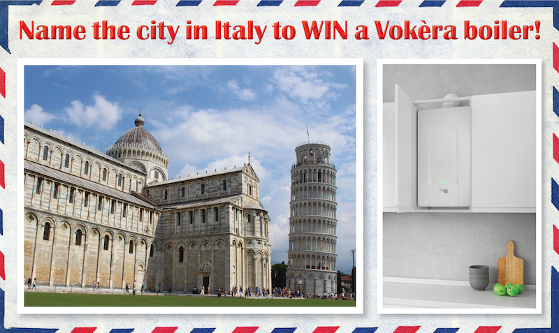 COMPETITION: Vokera evolve24 combi boiler