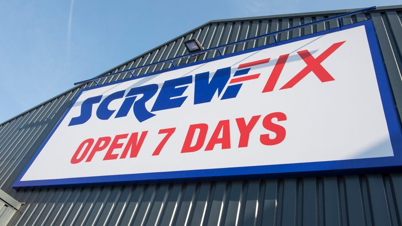 30 new Screwfix stores set for opening