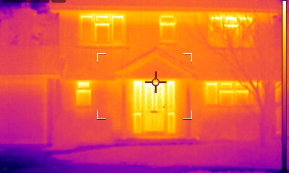 Cameras reveal extent of energy wastage