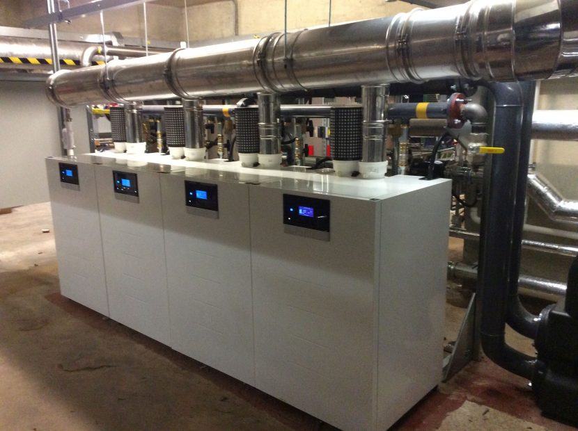 Modern heating for historic Hungerford hotel