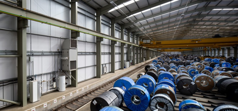 Steel store strikes the right climate balance with NIBE
