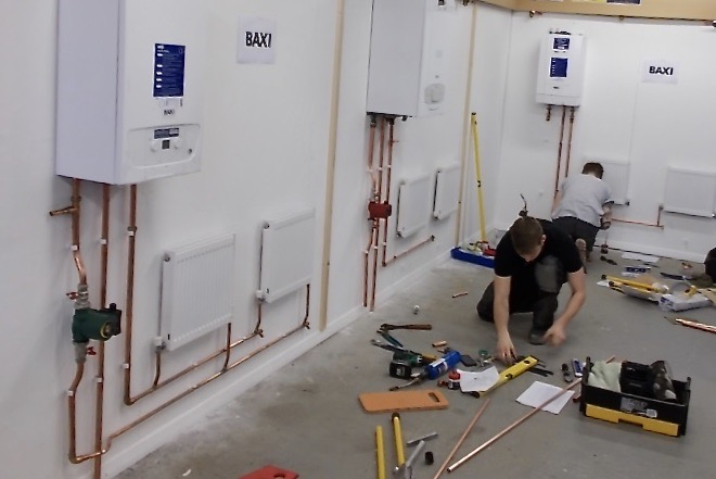 Apprenticeship funding and support from Baxi